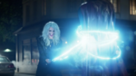 Livewire electrocuting Supergirl.png