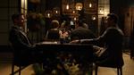 Oliver talks to Sebastian about Slade's plan