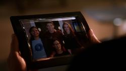 Photograph of Barry Allen's team
