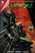 Arrow chapter 17 digital cover
