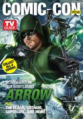 TV Guide - October 5, 2015 Arrow issue