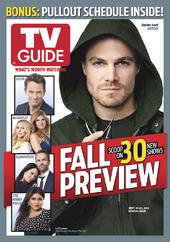 TV Guide - September 17-23, 2012 issue