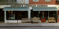 Nommo's African Cuisine