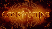 Constantine title card