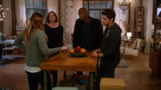 Kara with Alex, James and Winn