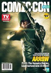 TV Guide - September 14, 2013 Arrow issue