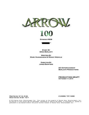 File:Arrow script title page - Invasion!.png