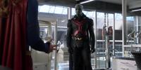 Martian Manhunter suit