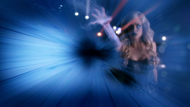 File:Caitlin Snow uses her powers in a possible future.png