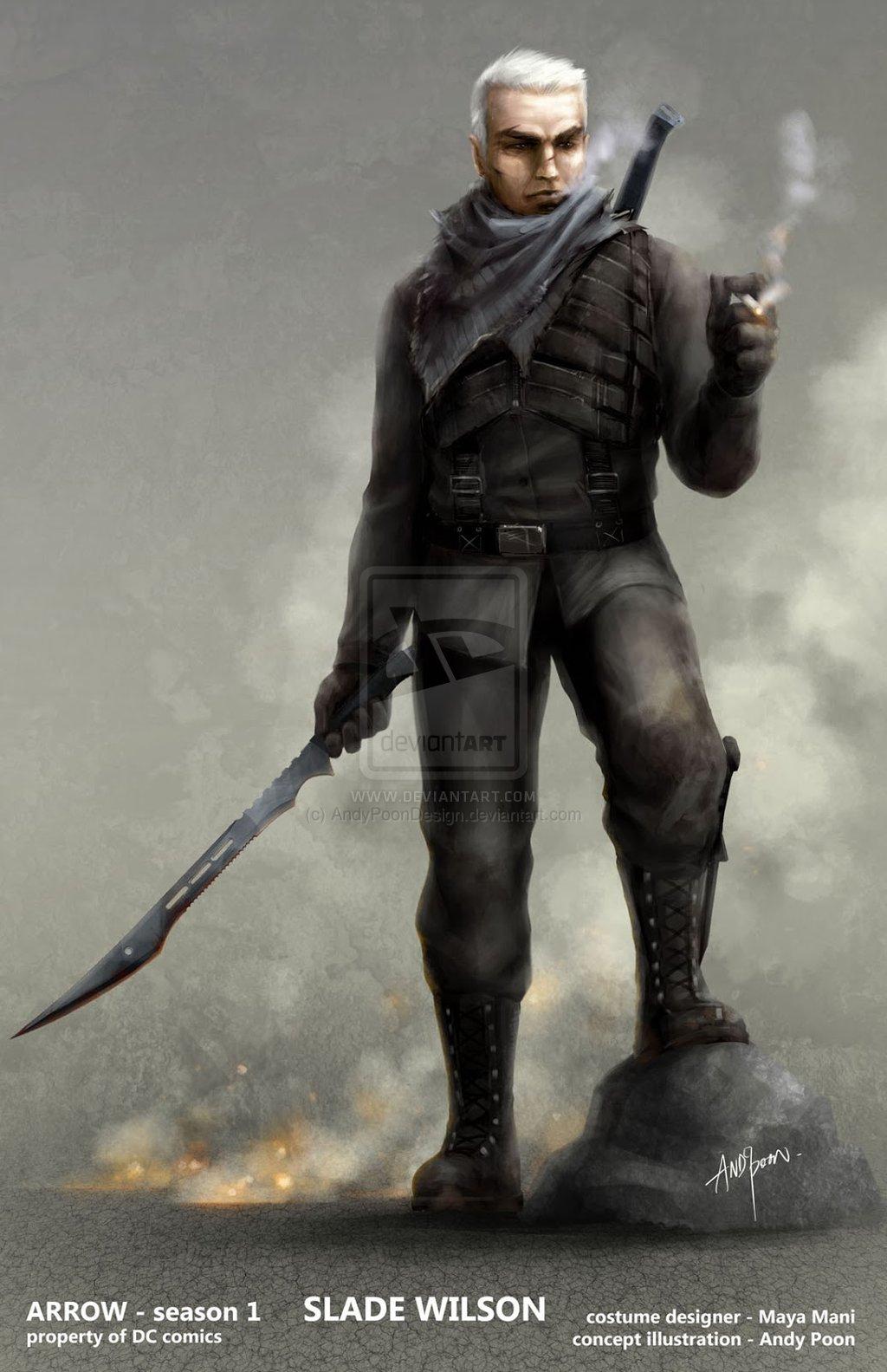 Arquivo:Slade Wilson concept artwork season 1.png