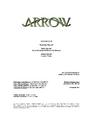 Arrow script title page - Suicide Squad.png
