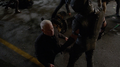Green Arrow kills Damien Darhk.png