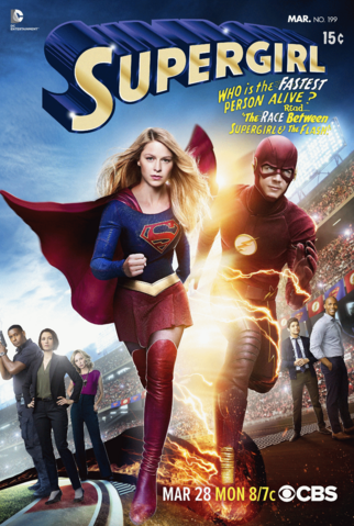 File:Supergirl - Worlds Finest promo poster.png