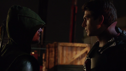 Oliver tells Ray to trust Felicity.png