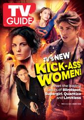 TV Guide - November 9-22, 2015 issue