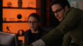 Kara and Mon-El investigate Spheer.png
