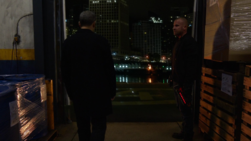 Rory takes Snart back to his place in time