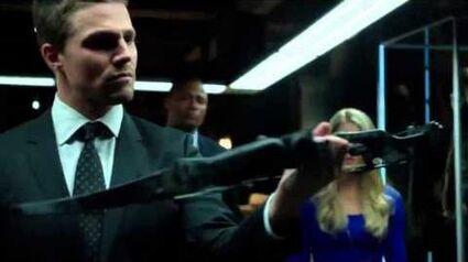 Arrow Season 2 Comic Con Exteneded Trailer HD