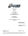 DC's Legends of Tomorrow script title page - Destiny.png
