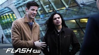The Flash Infantino Street Scene The CW