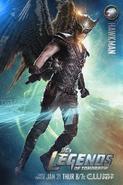 Hawkman DC's Legends of Tomorrow promo