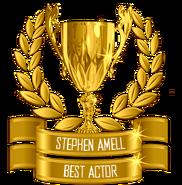 Stephen Amell