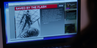 Saved by The Flash