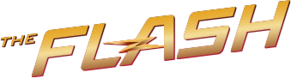 The Flash first logo