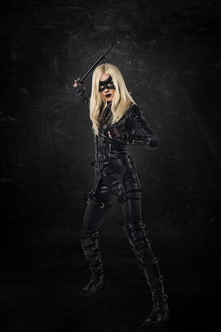 Archivo:Laurel Lance as Black Canary first look 2.png