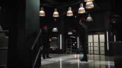 Oliver asks Anatoly to kill Adrian Chase