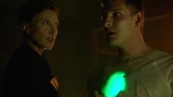 Lillian revives Corben as Metallo