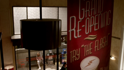 """CC Jitters grand re-opening - Try """"The Flash"""""""