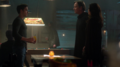 Mon-El with his parents in the Alien Bar.png