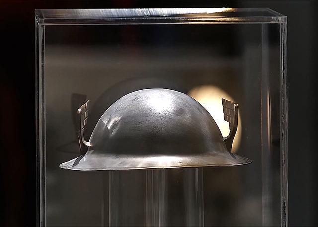 File:Jay's helmet on display.png