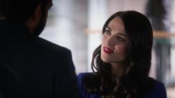 Lena Luthor reuniting with Jack Spheer