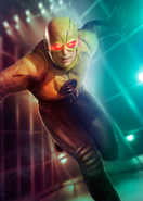 Reverse-Flash fight club promotional
