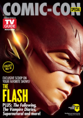 TV Guide - September 20, 2014 The Flash issue