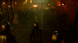 People trapped by the Daxamite army