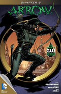 Arrow chapter 6 digital cover