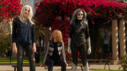 Livewire, Silver Banshee and Cat