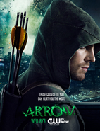 Arrow promo - Those closest to you can hurt you the most
