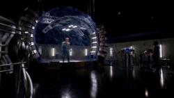 Cisco analyzes Eobard Thawne's Reverse-Flash hologram