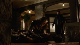Carter Hall is killed by Vandal Savage.png