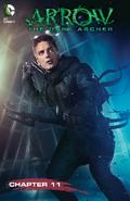 Arrow The Dark Archer chapter 11 digital cover