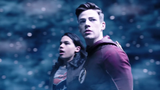 Barry enters the Speed Force to save Wally