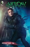 Arrow The Dark Archer chapter 10 digital cover