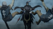 Daryun rushes to Arslan's help