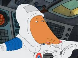 Mr Rocketburn