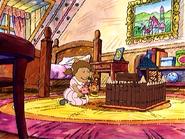 Thora's childhood room