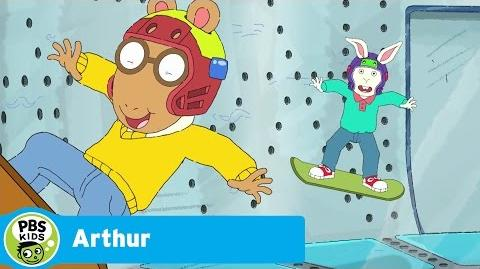 ARTHUR Catch D.W. and the Beastly Birthday on Monday, May 29th! PBS KIDS
